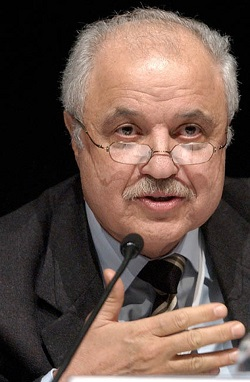 Abu-Ghazaleh Calls for a Round of Negotiations to Reach A Multilateral Agreement on the Internet
