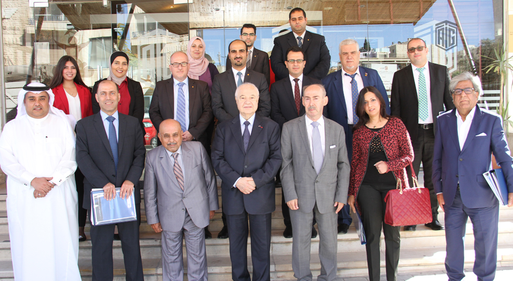 Abu-Ghazaleh Chairs the Annual Meeting of the Arab Intellectual Property Mediation and Arbitration Society