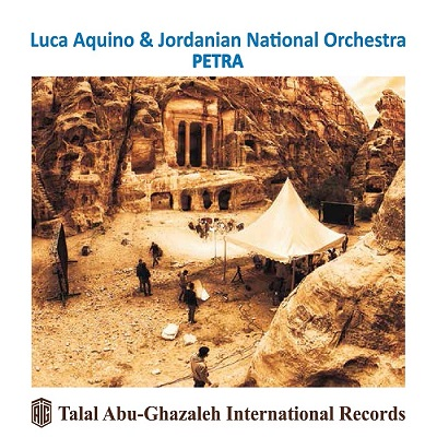 The album PETRA, produced by Talal–Abu Ghazaleh International Records in collaboration with UNESCO Amman and PDTRA, listed among the top-ten albums of 2016