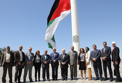 Abu-Ghazaleh Visits Aqaba, Initiates Development Projects in the Governorate