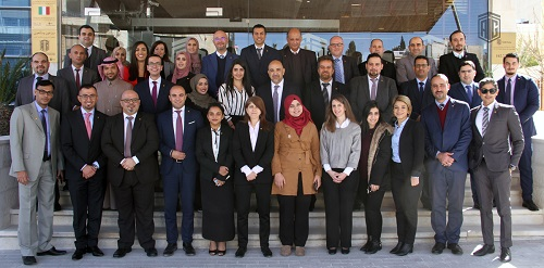 Abu-Ghazaleh Intellectual Property Holds Patents and PCT Training Course