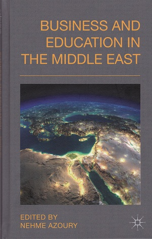 Abu-Ghazaleh Highlights the Role of Technology in 'Business and Education in the Middle East' by Nehme Azoury