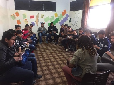 "TAG-Org Launches ""Rhythms with Refugees"" in Cooperation with UNRWA"