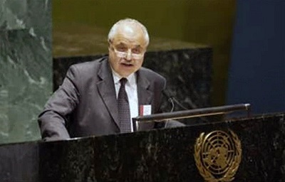 United Nations Social Impact Fund Extends Gratitude to Abu-Ghazaleh for Joining Its High Level Advisory Board