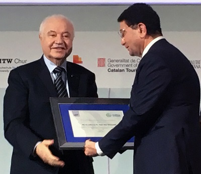 Abu-Ghazaleh to Announce the Establishment of the UNWTO International Smart Tourism Center