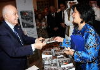 "Her Excellency Samira Rajab Launches Abu-Ghazaleh's Book ""Blankets Become Jackets"" at Sheikh ..."