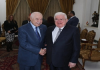 President of the Republic of Iraq and Abu-Ghazaleh Stress the Importance of Developing Education ...